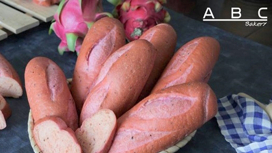 ABC Bakery gets creative with unsold dragon fruit due to coronavirus outbreak